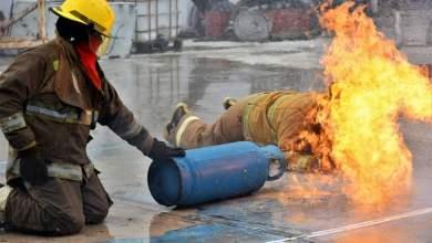 Photo of Realiza Protección Civil y Bomberos capacitación constante a elementos de la corporación en Isla Mujeres