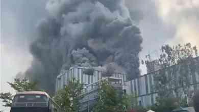 Photo of Incendio en planta de investigación de Huawei deja tres muertos