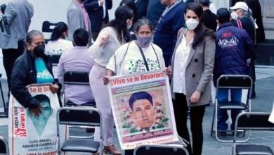 Photo of Padre de normalista desaparecido asegura que el informe de Palacio no dice nada nuevo