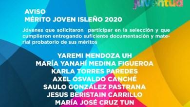"""Photo of Entregará gobierno de Isla Mujeres premio al """"Mérito Joven Isleño 2020"""""""