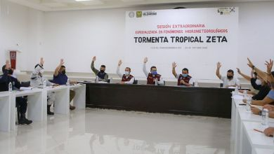 "Photo of Abrió Solidaridad seis refugios anticiclónicos ante evolución de la tormenta tropical  ""Zeta"""