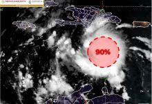Photo of Zona de baja presión en el Caribe será depresión tropical este fin de semana
