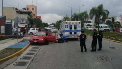 Photo of Muere hombre de un infarto mientras manejaba en Playa del Carmen