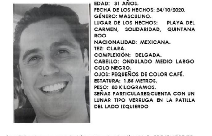 Sigue la búsqueda de Edgar Vargas Mejía, ejecutivo de Price Travel