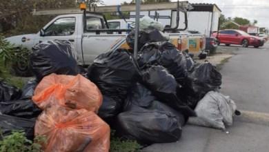 Photo of Empresarios de Cancún apoyan con tres góndolas para la recolección de basura