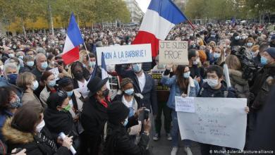 Photo of Francia: alumnos delataron por dinero identidad del profesor que fue decapitado luego por islamista