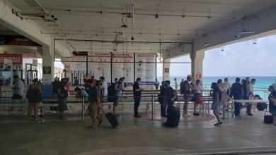 Photo of Refuerzan medidas sanitarias en el muelle fiscal de Playa del Carmen