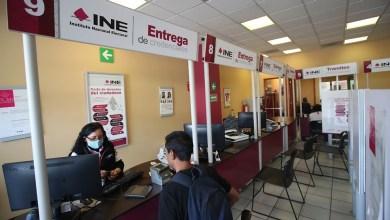 Photo of Módulos del INE en Cancún reabrieron sus puertas