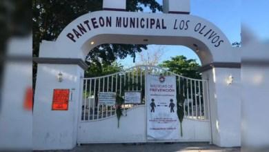"""Photo of Panteón municipal """"Los Olivos"""" de Cancún, abrirá para la celebración de Día de Muertos"""