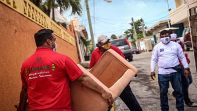 """Photo of Refuerzan trabajos preventivos en Isla Mujeres ante la llegada del huracán """"Zeta"""""""