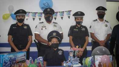 Photo of Daniel cumplió el sueño de convertirse en policía municipal