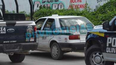 Photo of Detienen a taxista que ayudaba a escapar a ladrones en la Región 201 de Cancún