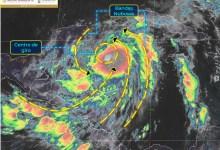 """Photo of Avanza """"Zeta"""" y al mediodía será huracán categoría 1; entraría por Cozumel alrededor de las 18 horas"""