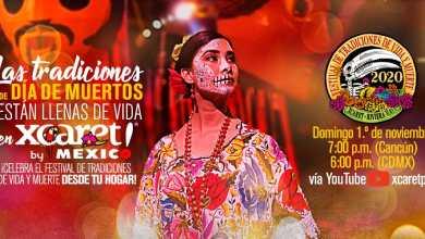 Photo of Compartirá Grupo Xcaret su Festival de Tradiciones de Vida y Muerte