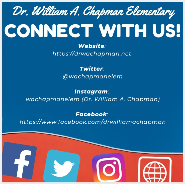 Connect with us Flyer