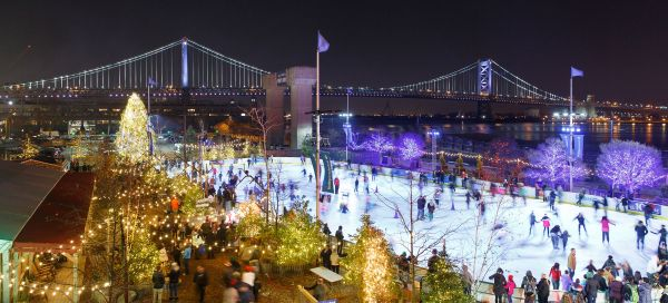 Image result for blue cross riverrink winterfest