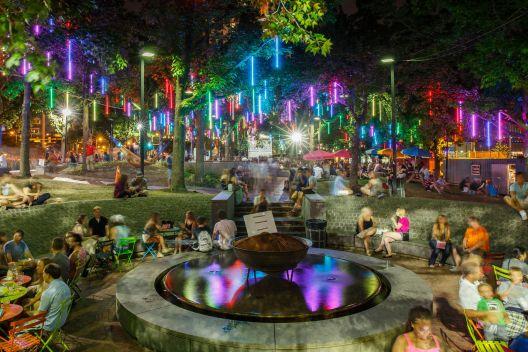 Image result for spruce street harbor park