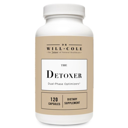 The Detoxer Subscription Dr. Will Cole