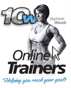online workout trainer