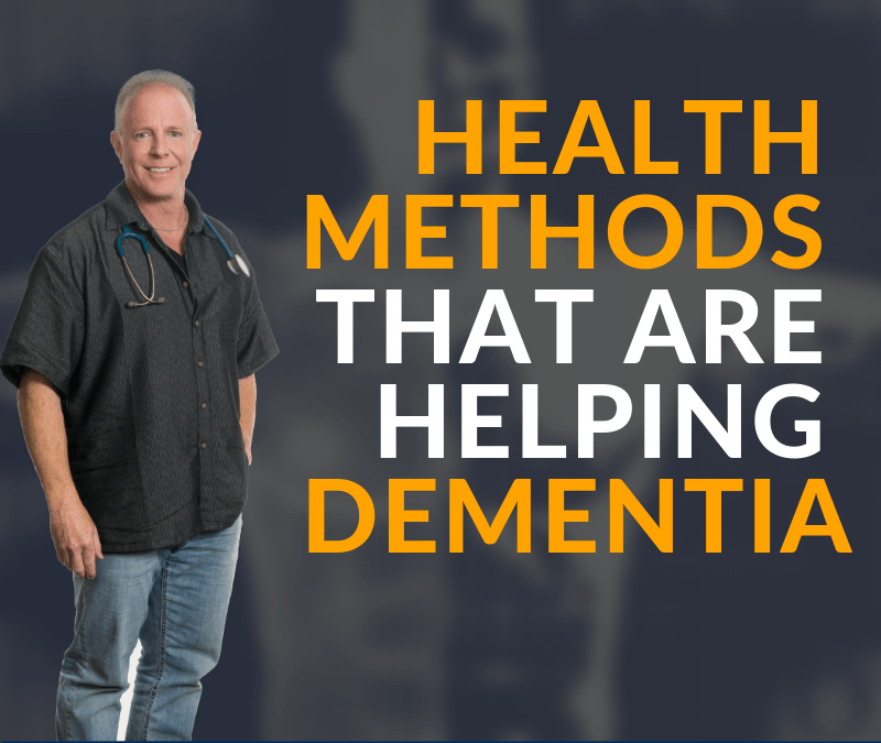 RecoverMe Podcast: Health Methods That Are Helping DEMENTIA #010