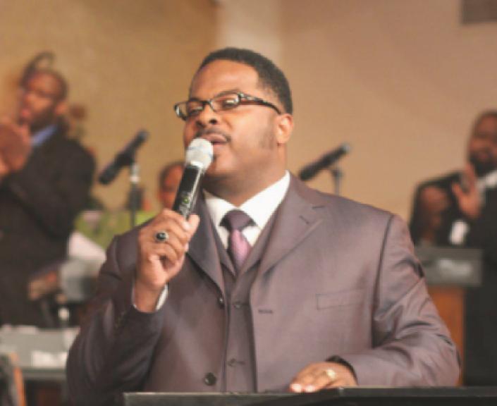 Bishop Harris and Perfect Vision