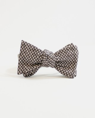 Bow Tie Shibori Print (on sale right now!)