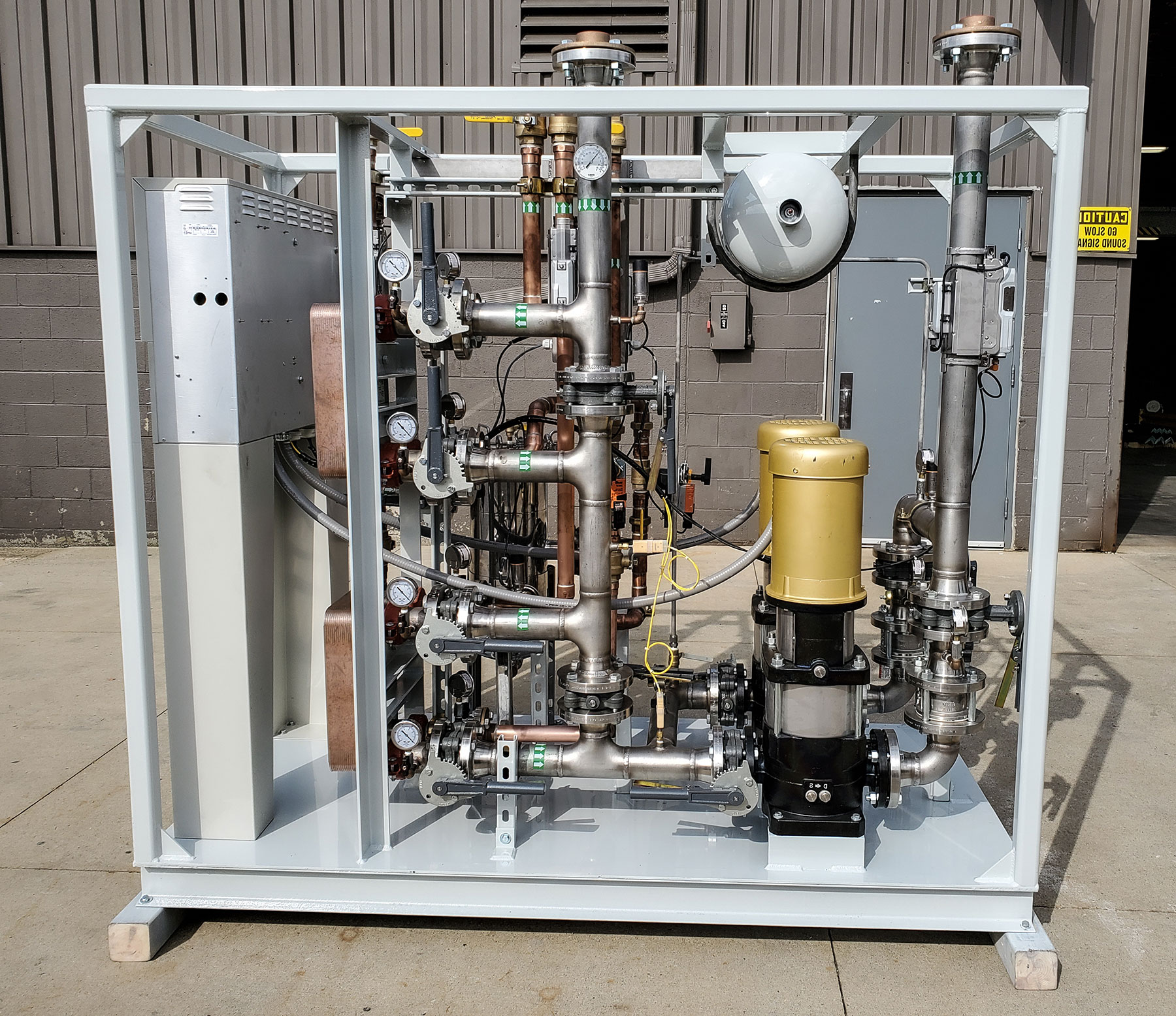 CleanLOOP NF Series Pump Station
