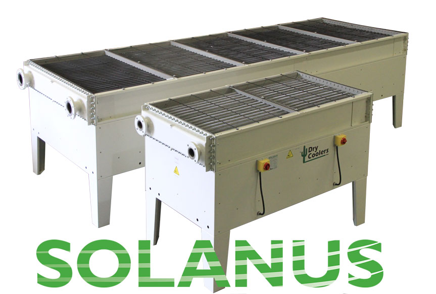 Solanus SQC Series Quench Cooler