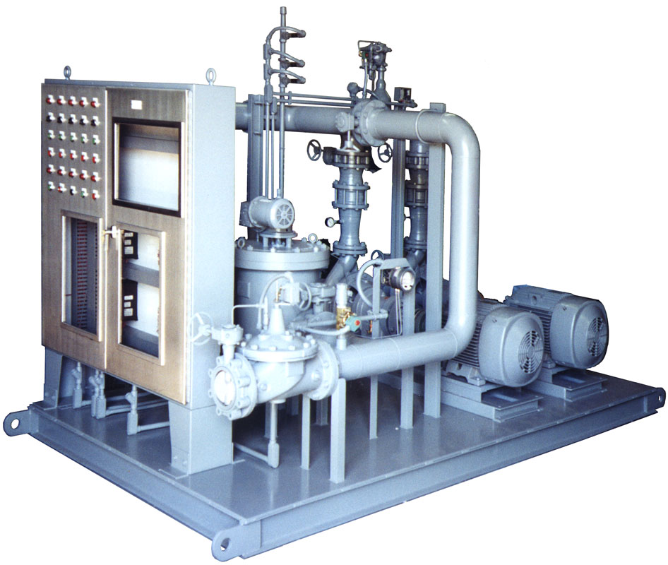 OpenLOOP QLP Series Pump Station