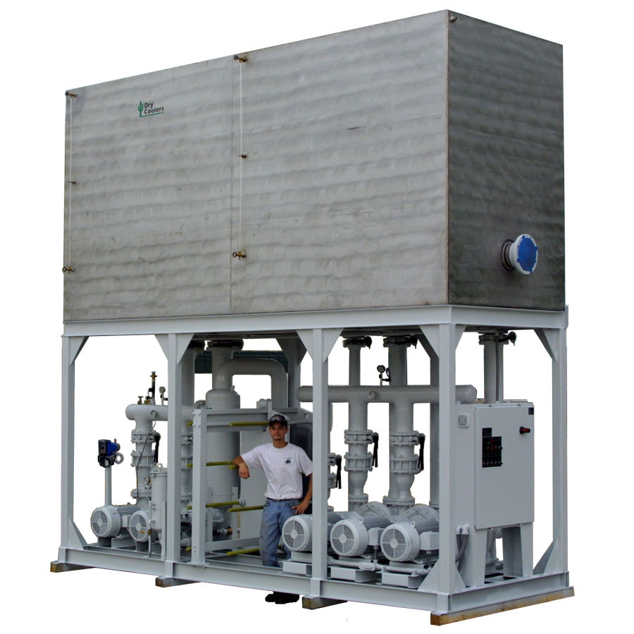 CleanLOOP WVF Series Waterfall Pump Station