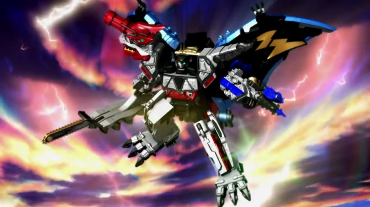 Dino Force Brave 6