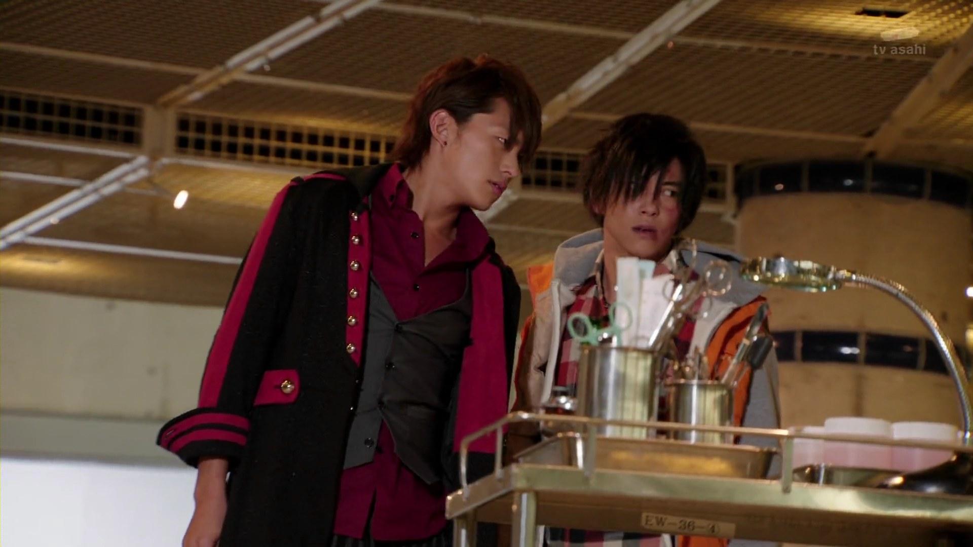 Recap: Kamen Rider Gaim, Episode 15 \u2013 The Man Who Developed the ...