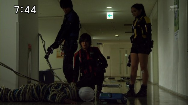 Go-Busters 49