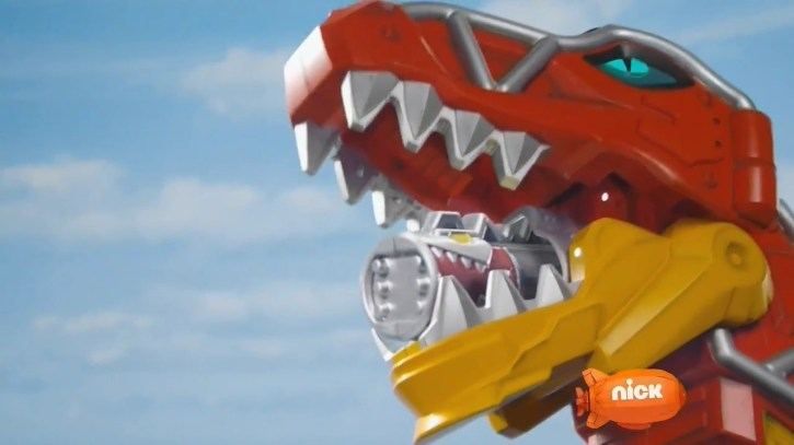 Dino Charge 6