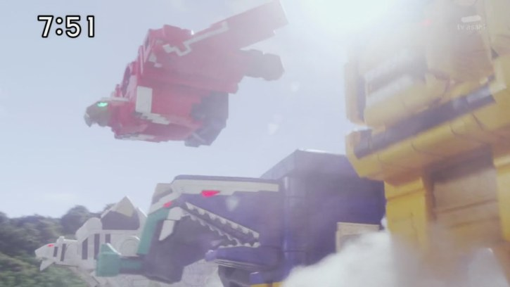 Zyuohger 1