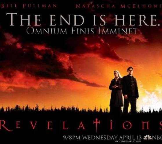 THE END BEGINS 04:13:05 ON NBC