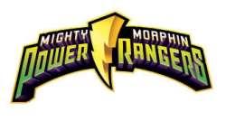 New Logo for Power Rangers Redux