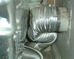warning signs of a clogged dryer vent