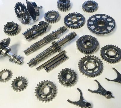 KTM Gearbox
