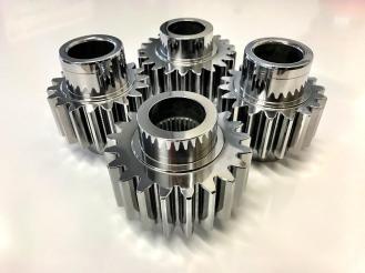 4 GBV Gears