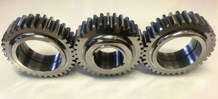 ISF gears meshed