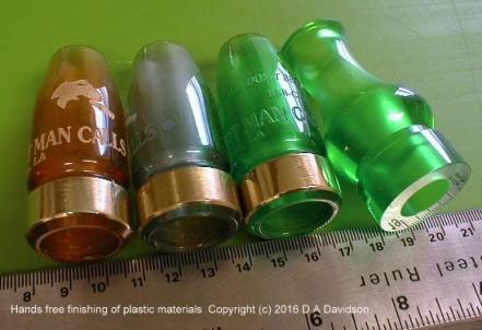 plastic finishing 2016