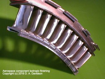 polished-vane-segment