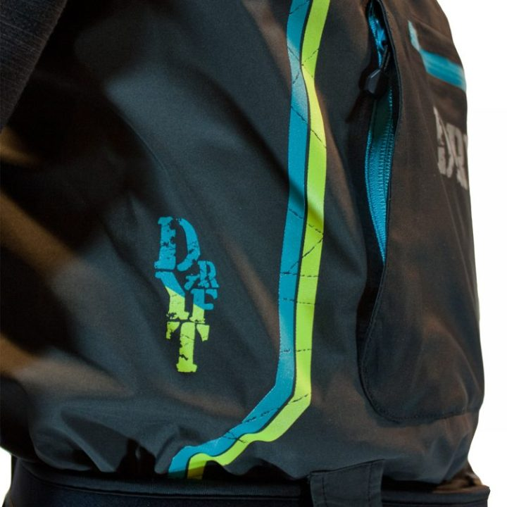 DRYFT S13 Wader graphic