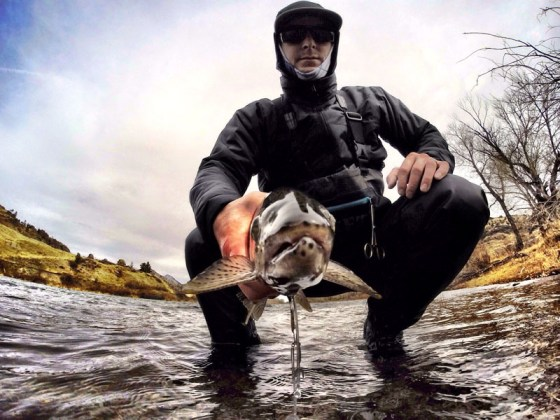 Montana bow - Promont Outdoors and DRYFT Waders