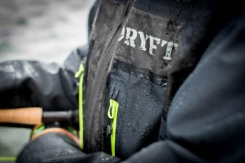 DRYFT Primo wading jacket