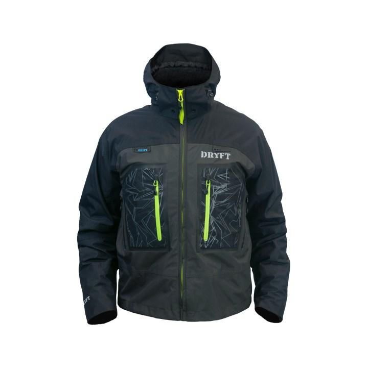DRYFT Primo Wading jacket mens front