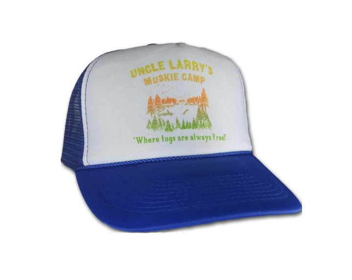 uncle larry trucker hat