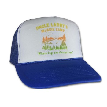 uncle larry trucker hat