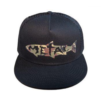 covert metal hat